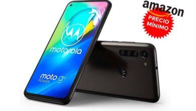 Photo of Precio mínimo para la máxima autonomía: Amazon nos deja el Moto G8 Power de Motorola por sólo 159,90 euros