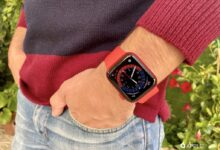 Photo of Apple Watch Series 6 PRODUCT(RED): así de espectacular luce el primer reloj de color rojo de Apple