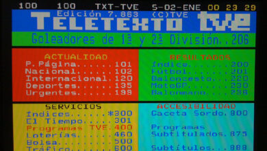 Photo of Apártate, WhatsApp: presos de una cárcel en Pontevedra utilizan el Teletexto para recibir mensajes del exterior