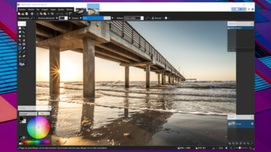 Photo of Paint.net, el legendario editor de imágenes gratuito, recibe una actualización con mayor rendimiento y soporte para AV1