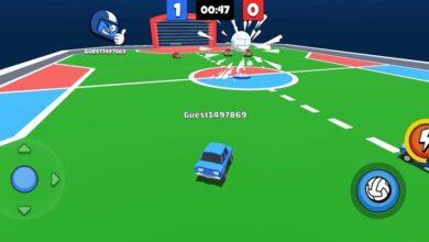 Photo of 'Hyperball Legends': una alternativa a 'Rocket League' gratuita para Android