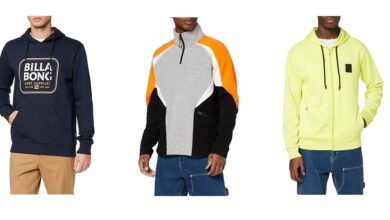 Photo of Chollos en tallas sueltas de sudaderas Billabong, Superdry o Diesel disponibles en Amazon