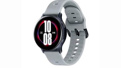 Photo of En eBay tienes el Samsung Galaxy Watch Active 2 Under Armour Edition de 40mm a precio de ganga: sólo 169 euros