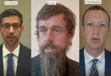 Photo of Los CEO de Twitter, Facebook y Google comparecen en el Congreso de EEUU para dar explicaciones por sus políticas de moderación