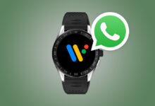 Photo of WhatsApp en un smartwatch Wear OS: cómo utilizarlo y todo lo que puedes hacer
