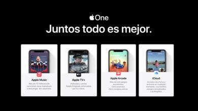 Photo of Apple One ya disponible en España y otros países: estas son las tarifas y servicios