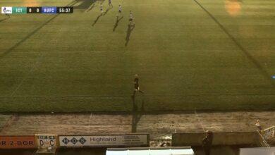 Photo of Una cámara controlada por inteligencia artificial arruina la emisión de un partido al confundir el balón con un árbitro calvo