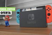 Photo of La Nintendo Switch V2 ahora con más autonomía y un mejor precio en esta oferta de eBay: llévatela por 294,99 euros con envío gratis