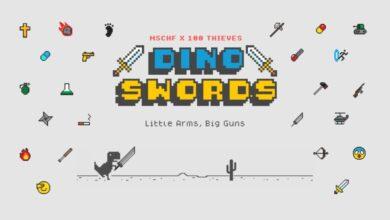 Photo of Crean una versión del juego del dinosaurio de Chrome en la que contamos con 26 armas para defendernos