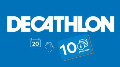 Photo of Por el Black Friday, Decathlon te regala 10 euros para tus compras en equipamiento deportivo