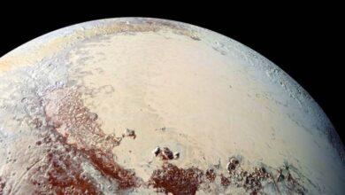 Photo of La NASA encontró montañas de hielo en Plutón, parecidas a las de la Tierra, pero creadas con un proceso totalmente diferente