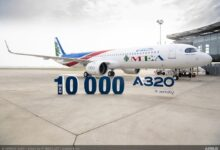 Photo of Airbus celebra la entrega del A320 número 10.000