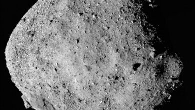 Photo of OSIRIS-REx obtiene una muestra del asteroide Bennu