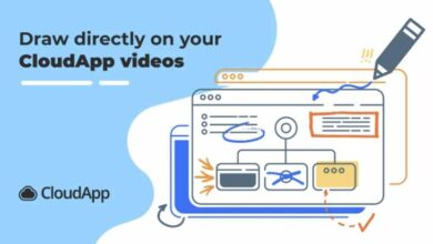 Photo of CloudApp, para crear grabaciones y capturas de pantalla, estrena las anotaciones en vídeo