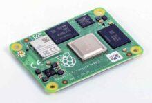 Photo of Llega la variante para usos comerciales de la Raspberry Pi 4: con más potencia y nuevo diseño