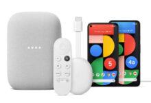 Photo of Así son los nuevos dispositivos presentados por Google
