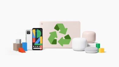 Photo of Google comenzará a fabricar sus nuevos dispositivos con material reciclado