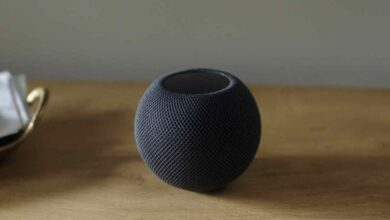 Photo of Así es el HomePod mini, el altavoz inteligente más asequible de Apple