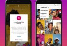 Photo of Instagram ahora permite transmitir en vivo hasta 4 horas