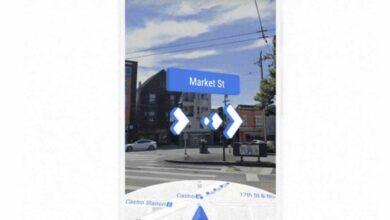 Photo of Live View tomará más protagonismo en Google Maps con sus nuevas posibilidades