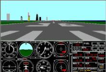 Photo of La historia de Microsoft Flight Simulator (1982-1989) con cuatro simuladores en los que jugar al instante