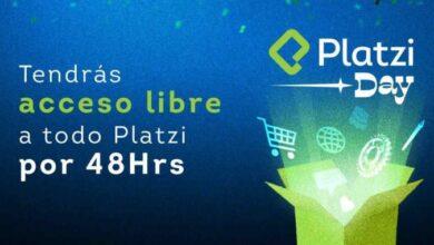 Photo of Platzi ofrecerá todos sus cursos de forma gratuita durante 48 horas consecutivas
