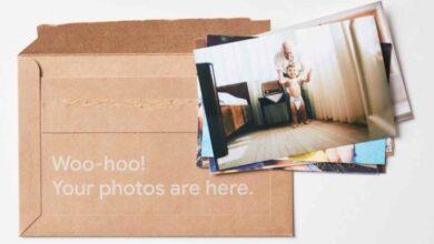 Photo of Google Fotos traerá de vuelta su servicio de impresión fotográfica bajo suscripción