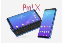 Photo of Pro1 X, un teléfono móvil inteligente para usuarios avanzados