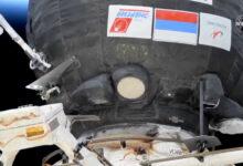 Photo of La cápsula tripulada SoyuzMS-17 llega en tiempo récord a la Estación Espacial Internacional