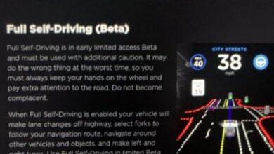 Photo of Llevando el concepto de beta al límite: Tesla FSD