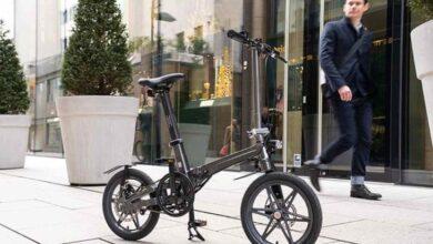 Photo of Así es The ONE, la bicicleta eléctrica más ligera para moverse por la ciudad
