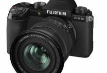 Photo of Así es la nueva cámara sin espejo de Fuji ideal para el videoblogging