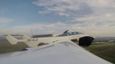 Photo of AirCar: un auto de carrera se convierte en una máquina voladora en tres minutos