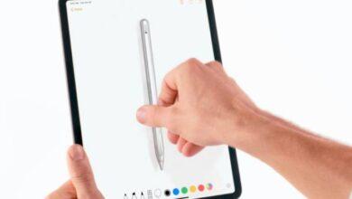 Photo of El siguiente Apple Pencil podría tener una pantalla integrada