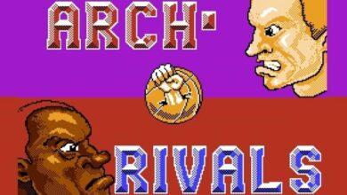 Photo of Recordando Arch Rivals para NES, peleas de basket en 8 bits