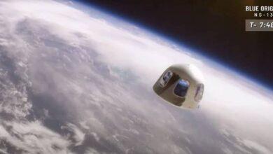 Photo of Espacio: así es el interior del New Shepard de Blue Origin, que puede llevar hasta seis turistas