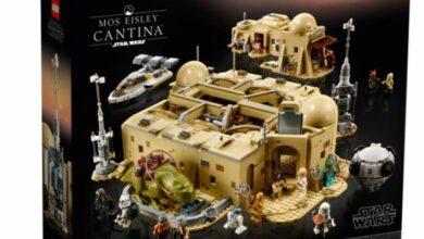 Photo of Star Wars: La cantina de Mos Eisley en versión LEGO tiene más de 3 mil piezas