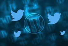 Photo of WordPress ya puede transformar artículos en lista de tweets