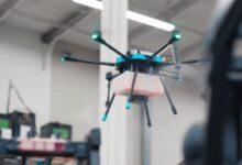 Photo of Drones que desinfectan estadios deportivos