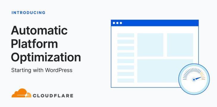 Photo of Cloudflare ayudará a que WordPress cargue mucho más rápido