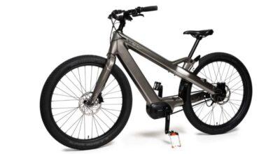Photo of Nueva bicicleta eléctrica con bluetooth, 23 kg y 160 km de autonomía