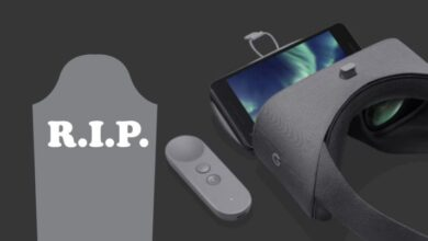 Photo of Google acaba con DayDream, su plataforma de Realidad Virtual