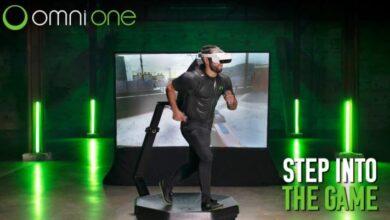 Photo of OmniOne, para mover el cuerpo entero en la Realidad Virtual