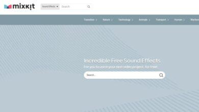 Photo of Efectos de sonido gratis para incluir en tus proyectos
