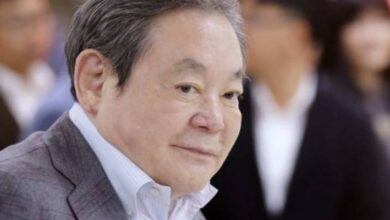 Photo of Lee Kun-hee, Presidente de Samsung, muere a los 78 años