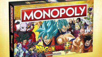 Photo of Dragon Ball Super ya tiene un Monopoly y sabes que lo quieres