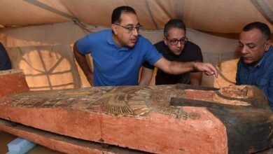 Photo of Arqueólogos siguen desenterrando sarcófagos del antiguo Egipto: hallaron 80 más