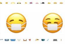 Photo of iPhone: Apple cambia el emoji de la mascarilla facial para volverlo alegre