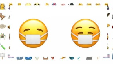 Photo of iPhone: Apple cambia el emoji de la mascarilla facial para volverlo alegre
