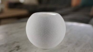 Photo of HomePod Mini es real: Apple presenta su nuevo parlamente inteligente diminuto